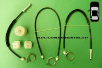 Volkswagen VW T5 Window Regulator Repair Kit Front Left Side
